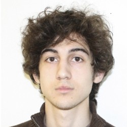Accused Boston bomber's lawyers renew bid for trial out of state