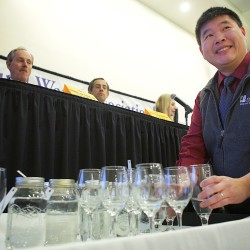 Winthrop wins Maine's water-taste competition