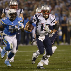 Patriots shut out Dolphins; earn No. 2 seed, bye
