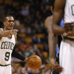 Celtics' Rondo may play some games for Maine Red Claws