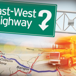 Friday, May 18, 2012: Clean air, east-west highway and Armed Forces Day