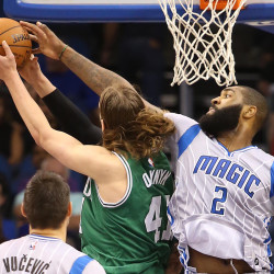 Rondo shows off old form, lifts Celtics past Magic