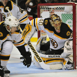 Ducks shut out Bruins 3-0