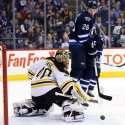 Brad Marchand rallies Bruins past Winnipeg