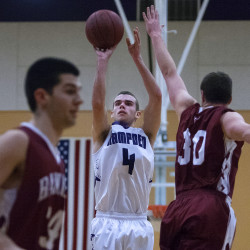 Gilpin leads Hampden Academy boys basketball team past Bangor