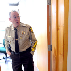 As a detective and Penobscot County Sheriff, Glenn Ross has met challenges head-on