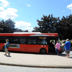 Bangor bus drivers call on Maine delegates to back federal public transit funding