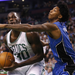 Despite injuries, Celtics gain victory over Magic
