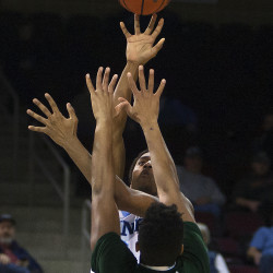 Nonscholarship sophomore bolsters UMaine men's basketball team's frontcourt