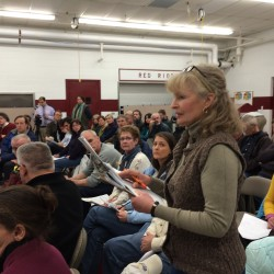 Orono-Veazie Water District consumers raise concerns about potential carcinogen