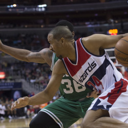 Bass and Garnett help Celtics over Wizards in OT