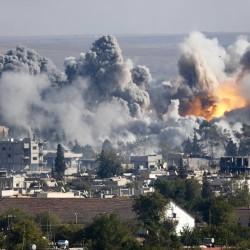 US conducts air strikes in Iraq near Arbil, Mosul dam
