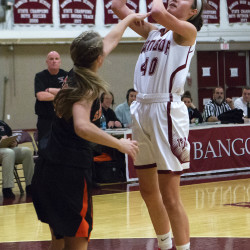 Mt. Blue win dampens postseason hopes for Bangor girls basketball team
