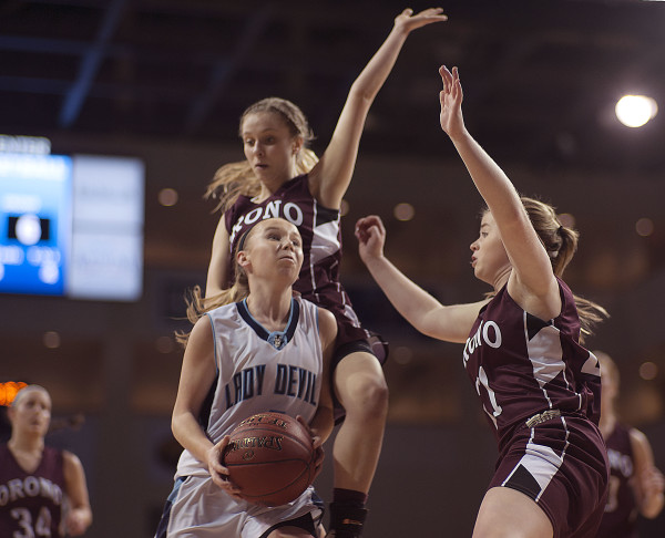 Maine Auto Mall >> Presque Isle's Graham, Calais' McVicar hope to lead girls basketball teams to state titles ...