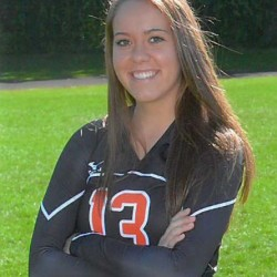 Falmouth's Meserve named state volleyball player of the year