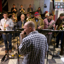 Local musicians getting a big band boost with Portland event