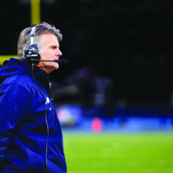 Maine's Cosgrove named finalist for national coaching award