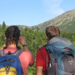Teens To Trails will feature monthly blog posts about outdoor adventures from high school students.