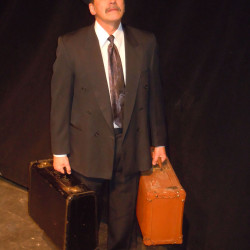 Mark Bilyk as Willy Loman
