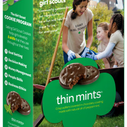Pairing Girl Scout cookies with adult beverages