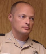 Chief Deputy Troy Morton runs for Office of Sheriff for Penobscot County.