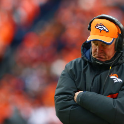 Still stinging, Broncos face key free-agency decisions