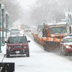 'Impossible to drive safely' in high winds, blizzard conditions expected through Monday night