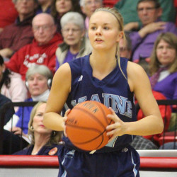 James Madison runs past UMaine women's basketball team
