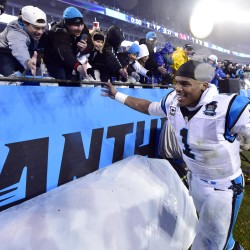 Newton powers Panthers past winless Bucs