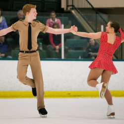 Mainers earn medals at U.S. Adult Figure Skating Championships