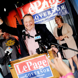 Boehner could learn from LePage