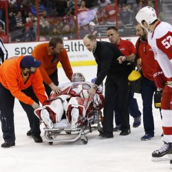 Red Wings goalie Jimmy Howard earned All-Star game spot