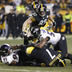 Ravens QB Flacco winning respect with Super Bowl berth