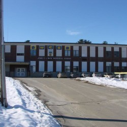 The Bath City Council voted Wednesday, April 23, 2014, to sell the John E.L. Huse Memorial School, formerly occupied by the Regional School Unit 1 central office, to developers proposing to renovate the 63-year-old building for senior assisted living.