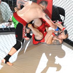 Ex-UFC champion Tim Sylvia 'stoked' for Maine MMA debut
