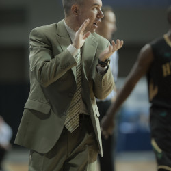 New UMaine men's basketball coach uses social media to engage players, peers, community