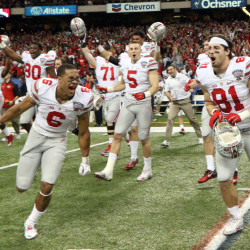 Urban Meyer looks at bright side with Buckeyes this week