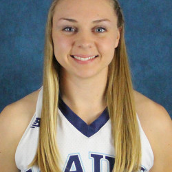Roberts scores 1,000th point, UMaine women's basketball team dominates UMBC