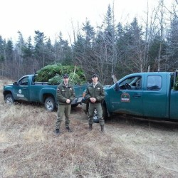 Maine forest rangers return from Hurricane Sandy recovery detail