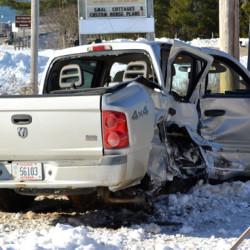 Clammer's truck stolen, trashed in Friendship