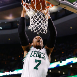 Celtics' Sullinger out for the season