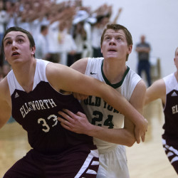 Libby sparks late rally as Old Town boys basketball team edges Ellsworth