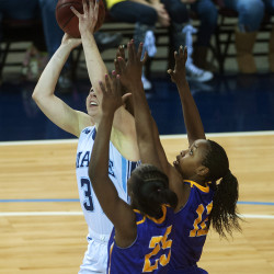 UMaine women's basketball team plays Hartford in first home game in 6½ weeks
