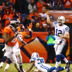 Pats and Colts to meet for 13th time in 10 years