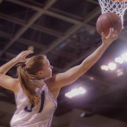 UMaine women's basketball team handles UMass Lowell on 'Senior Night'
