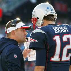 Patriots prepare for red-hot Tebow and Broncos