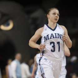 UMaine freshman Anna Heise out for season with broken ankle