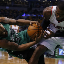 Millsap rallies Hawks past Celtics