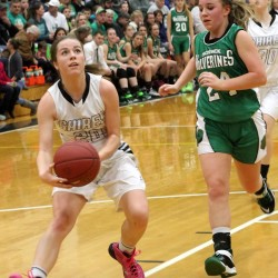 Lewis layup gives Schenck girls basketball thrilling 47-46 victory over Houlton