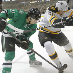 Krejci, Lucic carry Bruins past Stars